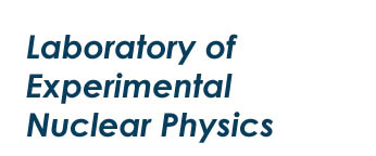 Interdepartmental Laboratory of Experimental Nuclear Physics