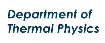 Department of Thermal Physics